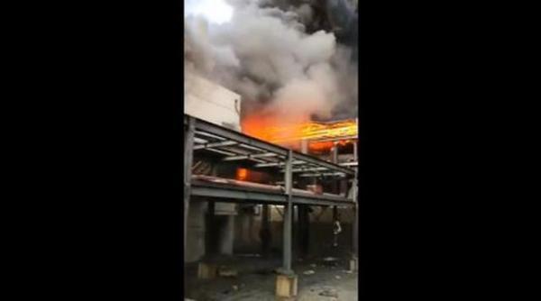 内蒙古化工厂爆燃:致4人死亡3人重伤 周边群众已安全疏散