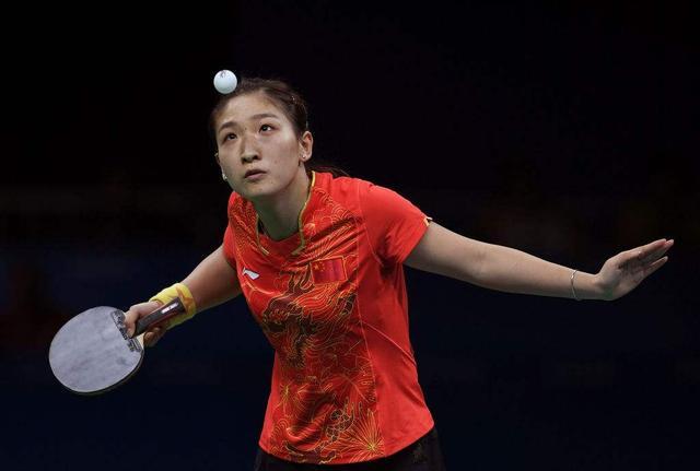 布达佩斯世乒赛中国女乒包揽四强 锁定第1冠