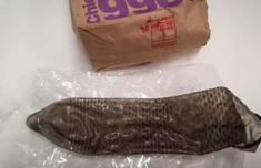麥當勞吃出避孕套照片曝光令人作嘔 麥當勞吃出避孕套官方回應