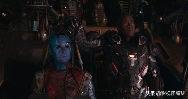 复仇者联盟4钢铁侠黑寡妇为什么死了?复联4结局大剧透终极彩蛋解析(3)