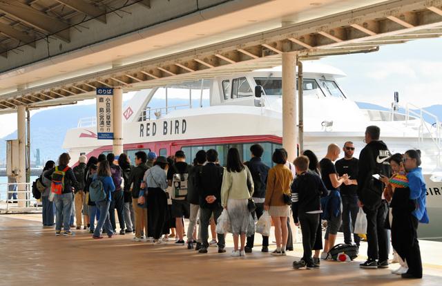 日本瀨戶內國際藝術節開幕 感受自然與藝術融合