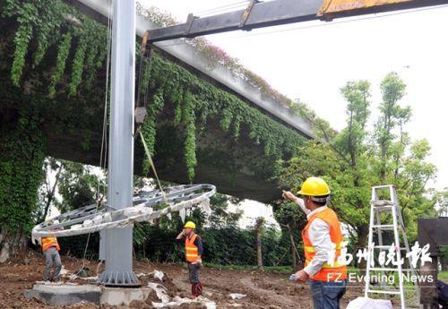 福州东部这些道路设施后天完成修复 涉及金鸡山隧道等