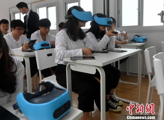 来自中国的集装箱智慧教室将落地埃及