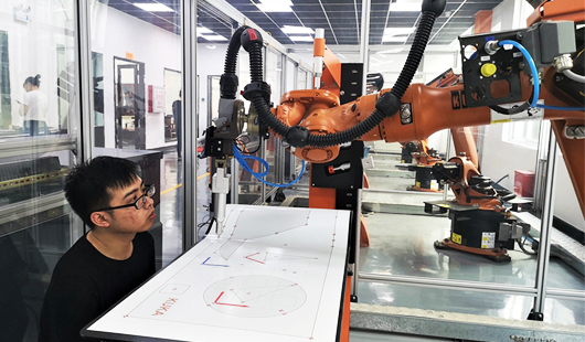 """泉州:這個地方專給特種機器人做""""體檢"""""""