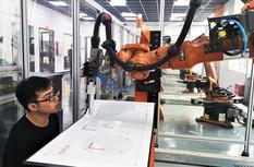 """泉州:这个地方专给特种机器人做""""体检"""""""