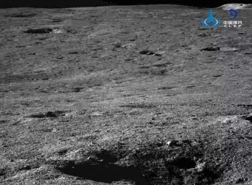 嫦娥四号着陆器今晨自主唤醒 开展第五月昼工作