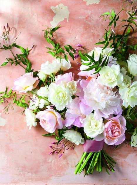 婚礼捧花一般用什么花|婚礼捧花一花两用 美如天堂的气息