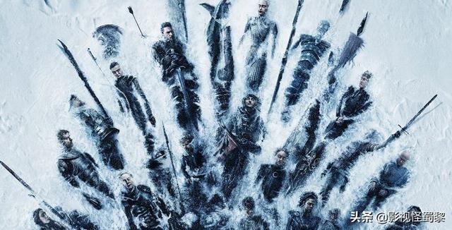 权力的游戏第八季各人物结局介绍 夜王被杀二丫拯救临冬城