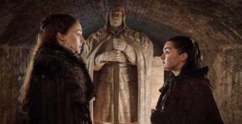权力的游戏第八季结局剧透 史塔克家族是异鬼克星