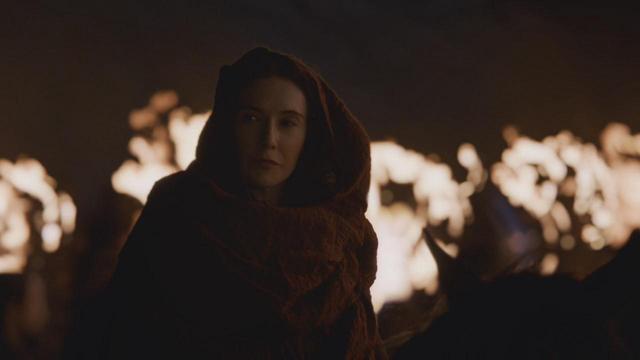 权力的游戏第八季二丫打败夜王 梅丽珊卓成就了冰与火之歌