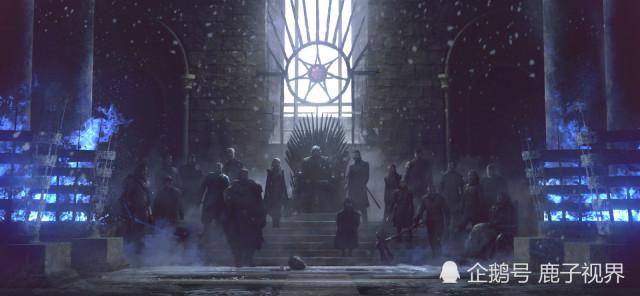 权力的游戏第八季第三集分析 二丫杀死夜王 临冬城大战牺牲名单