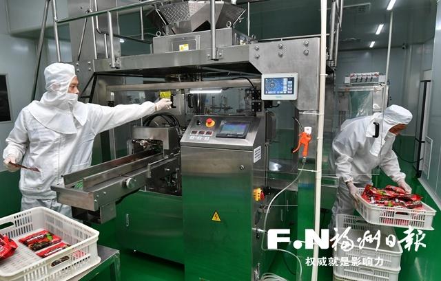 连江企业带动千余养殖户致富 助力乡村振兴