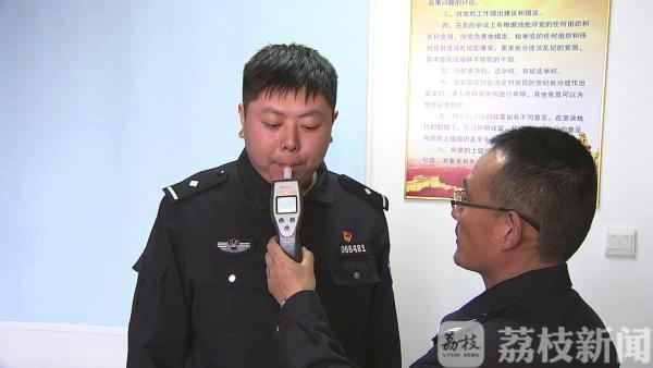 警方实验:吃了榴莲后 嘴里确实有酒精