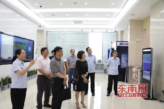 漳州中级法院召开司法护航民企体验日活动