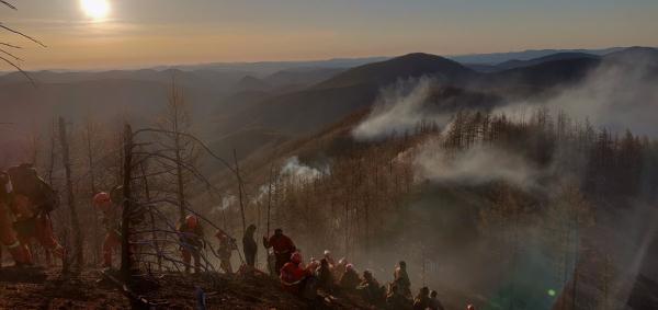 阿爾山發生火災詳細新聞介紹?阿爾山發生火災事件始末