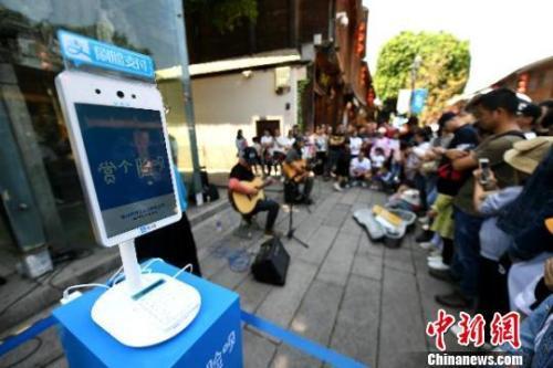 """福州千年古街区里的""""数字中国"""""""