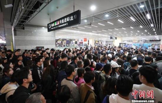 """""""五一""""小长假中国国内旅游接待人数1.95亿人次"""