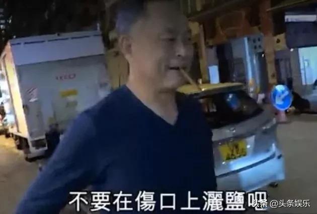 杜琪峰回应曾扬言要教训许志安:婚姻不需要外人多说话