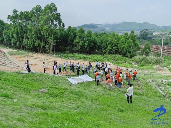 漳浦县多部门联合开展防汛演练 应对汛期保安全