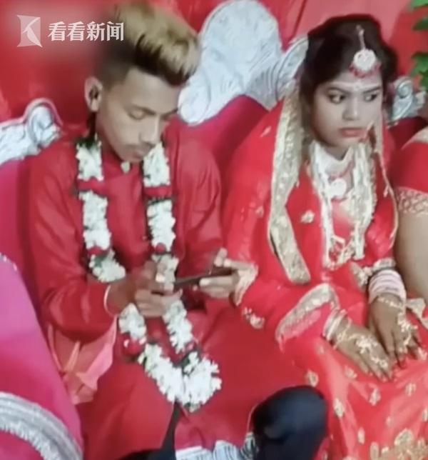 新郎婚礼沉迷游戏是真的吗 婚礼全程吃鸡也没人管?
