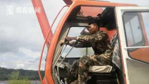小伙开吊车救14人事件详细经过来龙去脉 兰郡泽开吊车是怎么救14人的