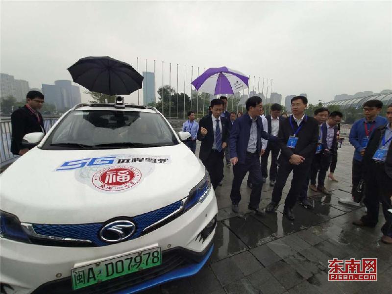 数字中国建设峰会观察(一):5G时代已来 看福建如何构建融合生态