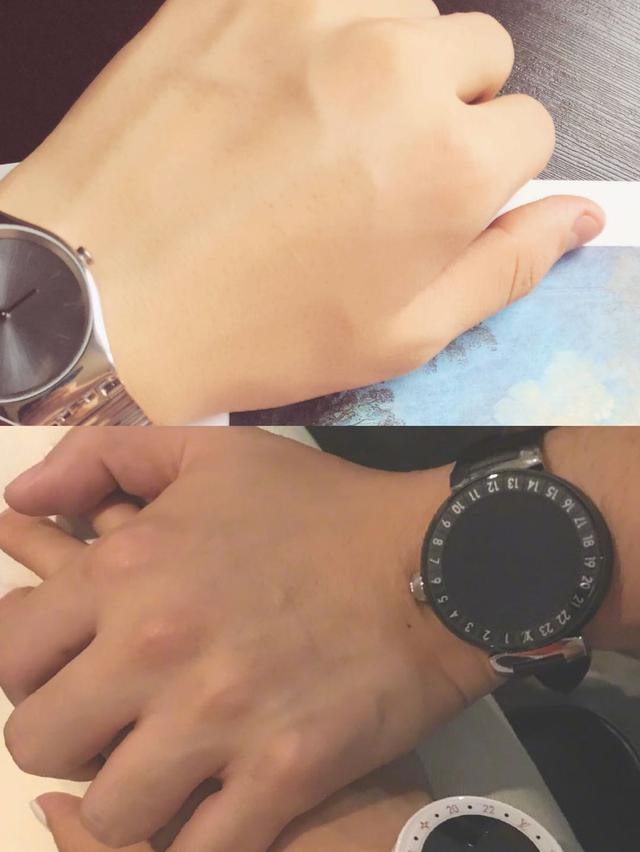何雯娜官宣恋情,男友不是李辰?网友调侃秀的不是恩爱是手表