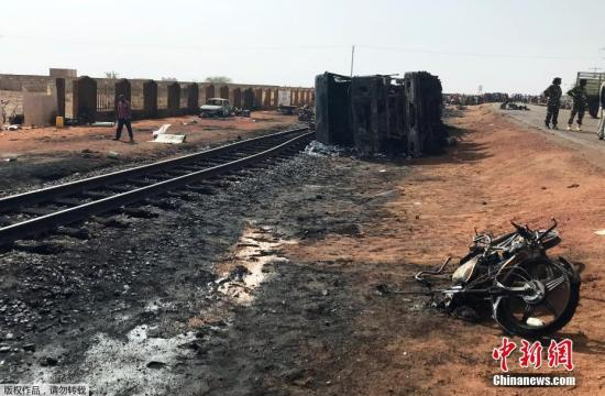 尼日爾首都發生油罐車爆炸事故 已導致58死37傷