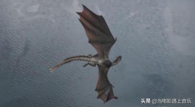 權力的游戲第八季第四集劇情被吐槽,網友:巨龍雷戈死得太突然!