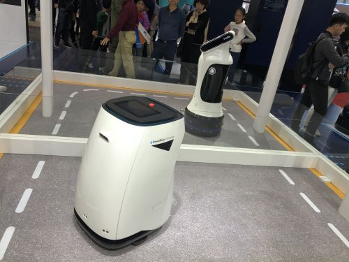 """深兰科技携""""熊猫智能公交""""和""""AI CITY""""亮相数字中国峰会"""