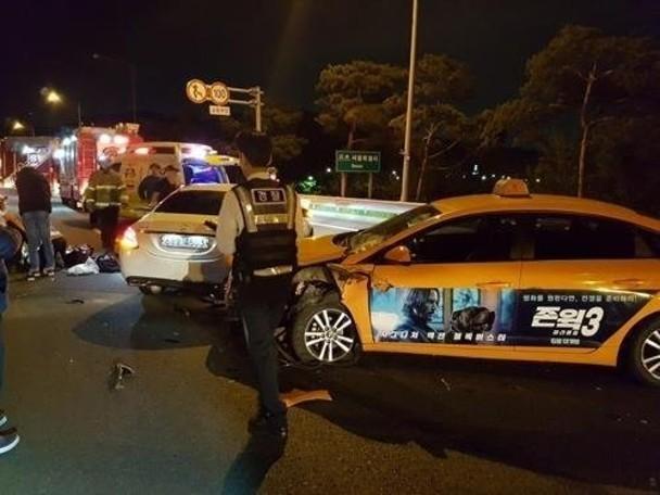 韓國28歲女演員身亡是誰? 因高速公路停車幫老公找廁所被撞