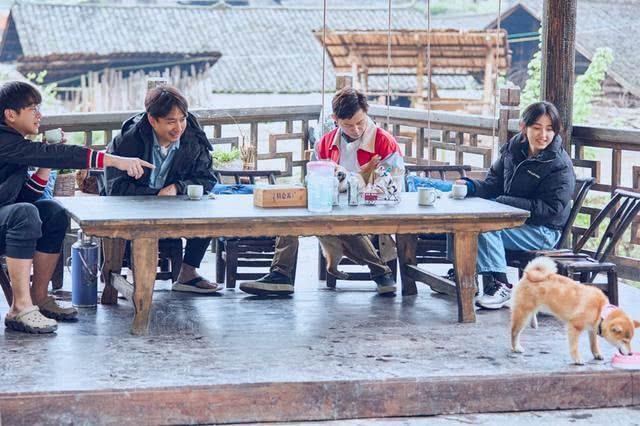 向往的生活第三季新嘉賓不斷,大華卻獨在異鄉狂曬美食照