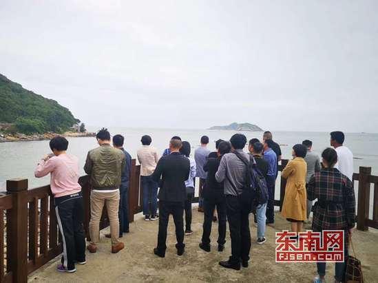 乡村旅游受宠 近百名企业家走进东山考察