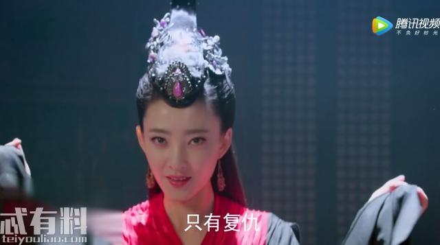 封神演义:杨戬化身太监妲己感动放弃复仇 子虚一句话改变她心意