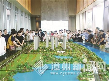 漳州市区逾千套住宅可上市 多个项目微调价格