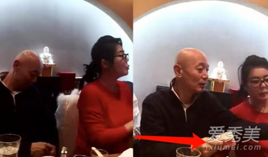 葛優陳寶國聚餐為什么要AA制,葛優陳寶國聚餐現場高清圖