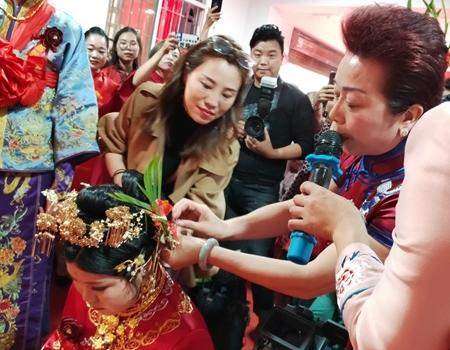 四代喜娘办了场福州民俗模板婚礼