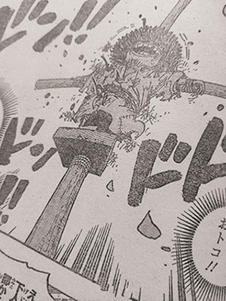 海贼王漫画942话情报:索隆首次没迷路 人物表情还能被抢吗