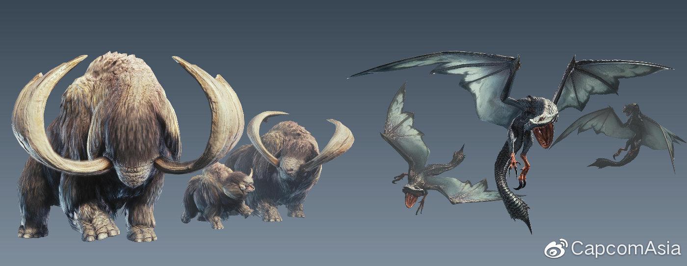 《怪物獵人世界:冰原》簡中預告公布 海量細節匯總