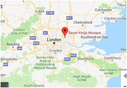 英国清真寺枪击事件现场图曝光 英国清真寺枪击事件目的是什么?