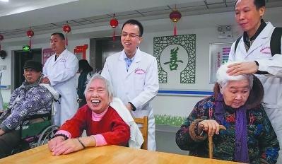 三明殘聯盲協學雷鋒志愿服務隊用善行溫暖社會