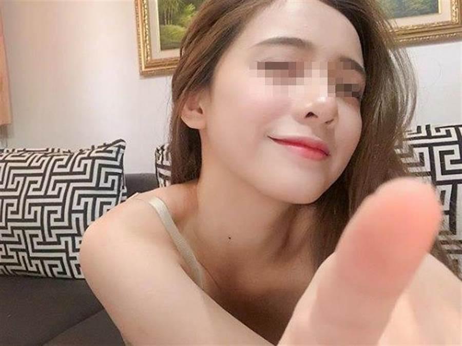 红豆饼女神闪亮亮不雅视频怎么回事?台湾网红闪亮亮照片资料