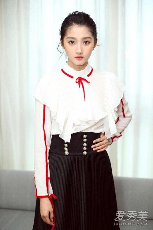 关晓彤饰演惠若琪怎么回事?关晓彤饰演惠若琪什么电影?