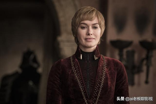 《权力的游戏》第八季第五集最新剧照,瑟曦将在君临城迎战龙母