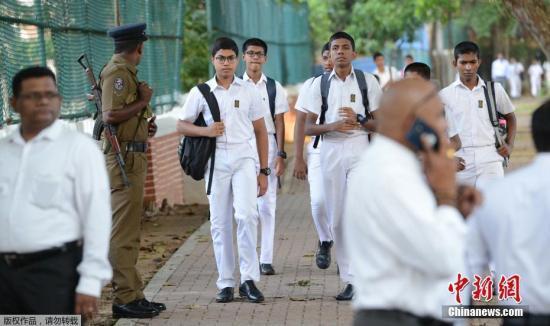斯里蘭卡所有天主教學校將于5月14日復課
