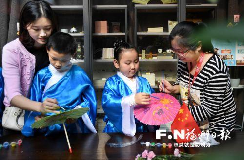 福州舉行豐富多彩的母親節主題活動