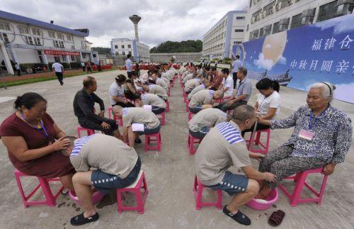 """福建监狱""""阳光工程""""项目组:让服刑人员在希望中改造"""