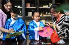 """福州昨日举行丰富多彩的""""母亲节""""主题活动"""
