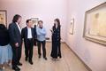 青年藝術家劉瑤作品展《瑤臺鏡》亮相中國美術館