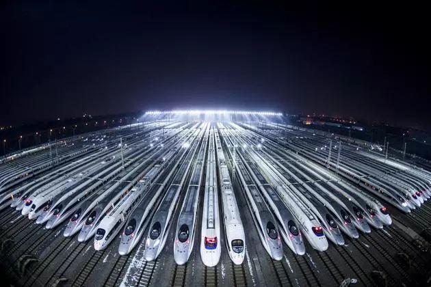 中國高鐵又雙叒叕創新紀錄:運送超過100億人次